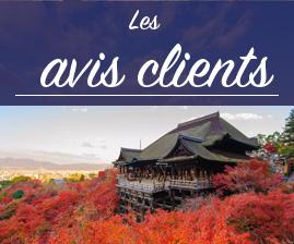 Avis clients japon kyoto