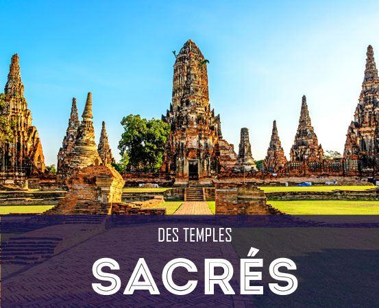 Temples Ayutthaya