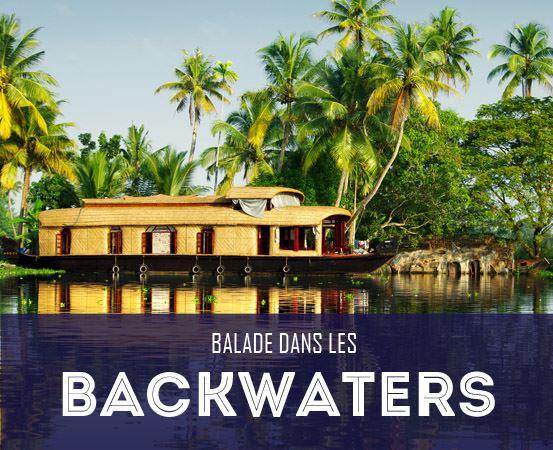 Croisière dans les Backwaters