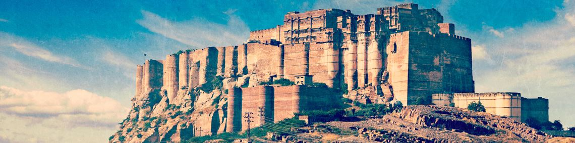 Fort de Jodhpur Inde