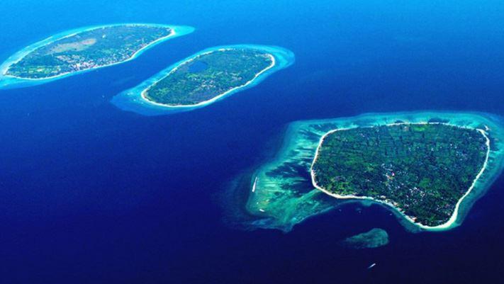 Iles Gili Indonesie