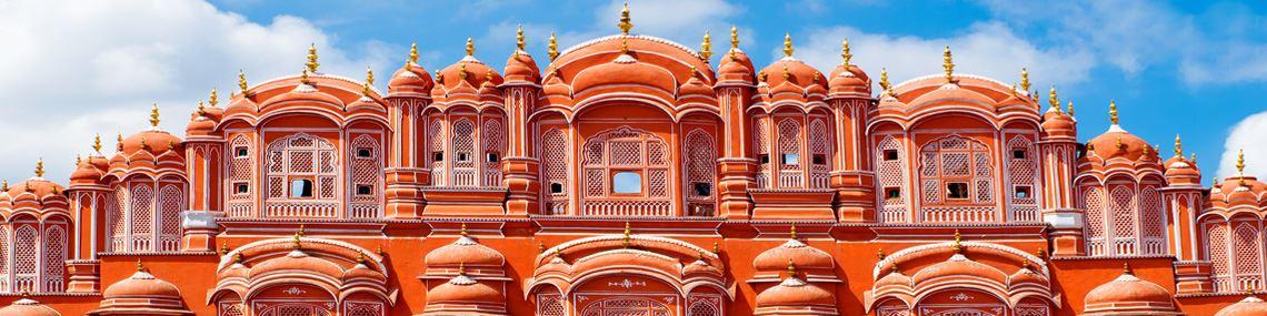 Jaipur Palais des Vents