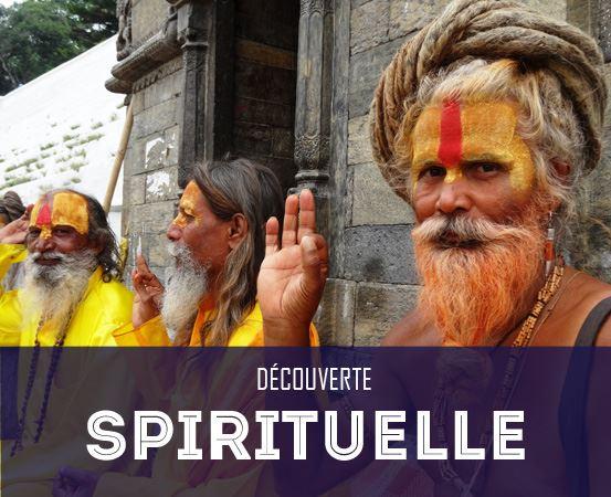 Découverte spirituelle