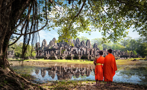 Cambodge Temple Angkor