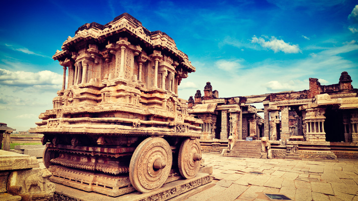 Inde-Hampi-Vittala-Temple