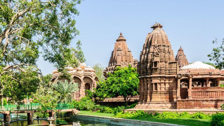 Jardin Mandor Jodhpur Rajasthan