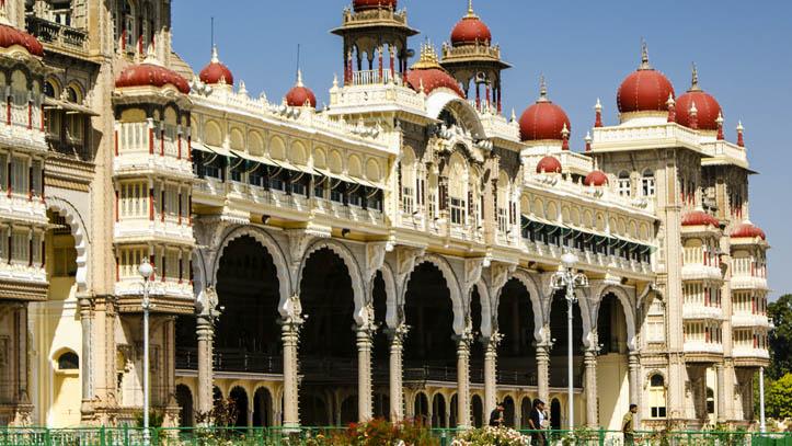 Inde-Mysore-palace