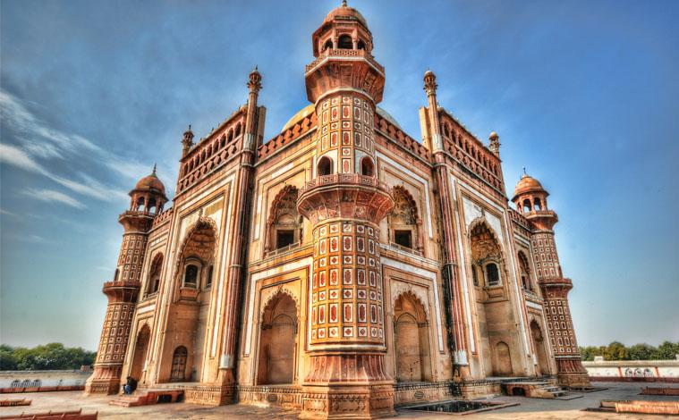 Inde-New-Delhi-King-Tomb