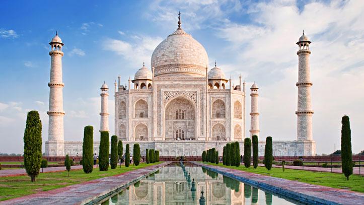 Inde-Taj-Mahal