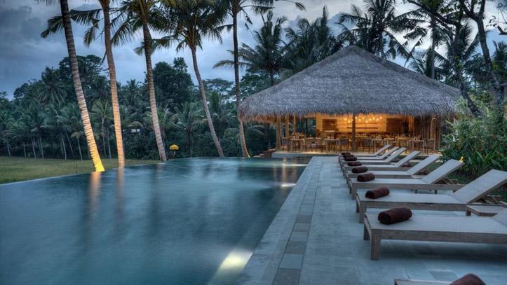 Kenanga ubud hotel piscine