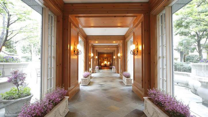 Allée du Ritz Carlton