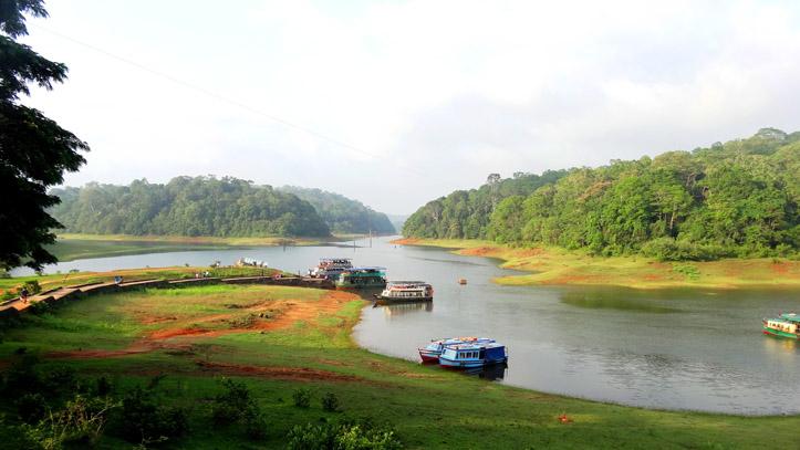 Periyar Inde du Sud