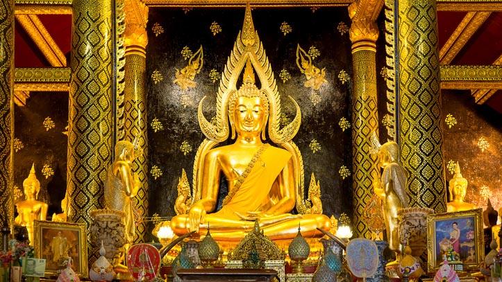 Phitsanulok Wat Phra Mahathat