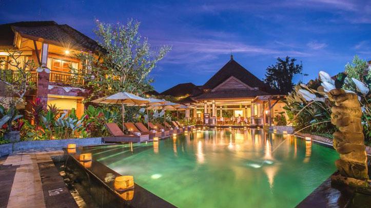 Rama Phala piscine