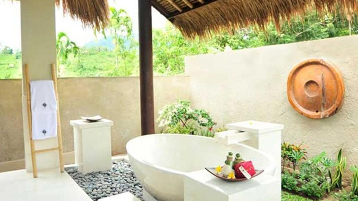 Surya Shanti salle de bain