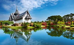 Thailande Sanphet Prasat Bangkok