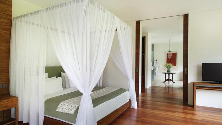 Alila Ubud chambre