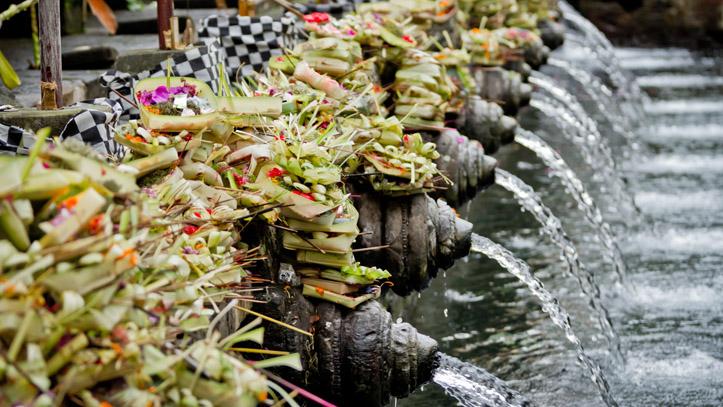 Bali temple Hindu Indonésie