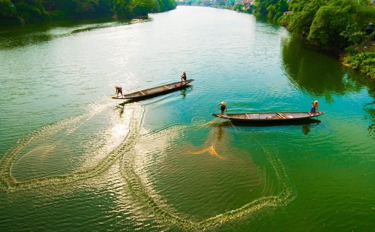 bateau-riviere-hue