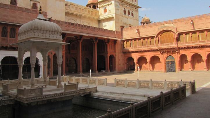Fort de Junagarh Bikaner