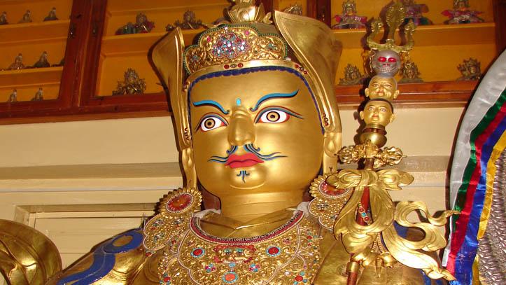 Bouddha Dharamsala Inde
