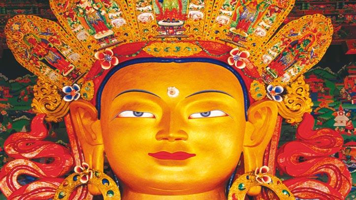 Bouddha Indien