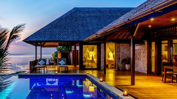 Chambre wakatobi dive resort
