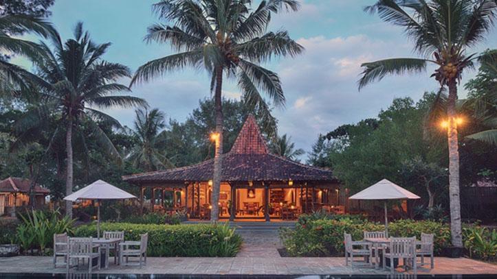 Desa dunia beda vue hotel