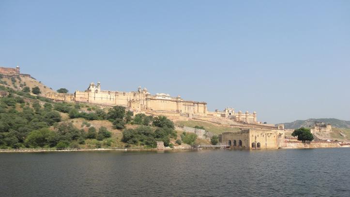 Fort Amber Inde