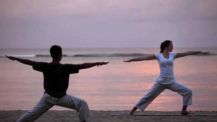 Griya Santrian cours yoga
