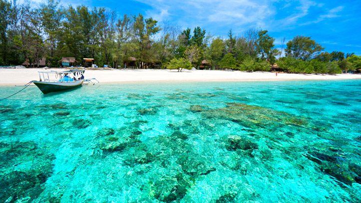 Indonesie Iles Gili Meno