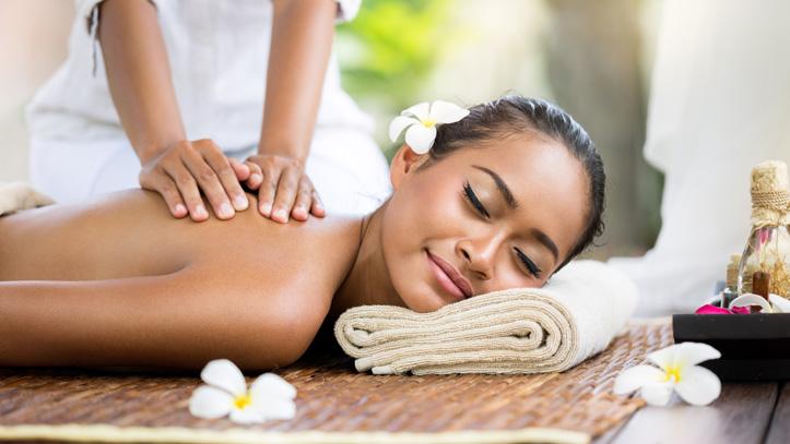 Massage Indonésie repos