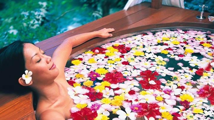 Maya Ubud spa détente