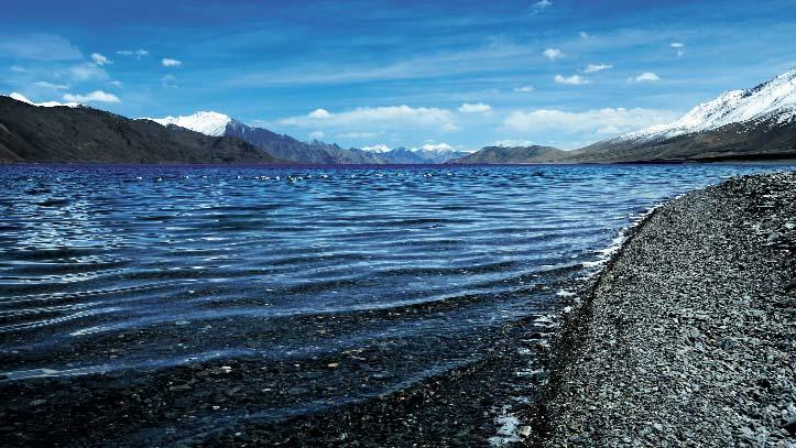 Lac rêve Ladakh