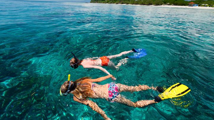 Mer plongée snorkeling Indonésie