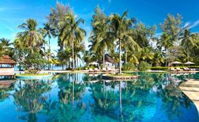 Meridien hotel beach front liste