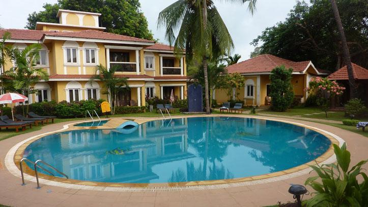 Piscine Casa de Goa