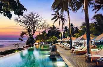 qunci villa lombok promo