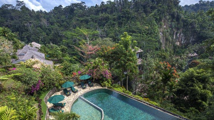 Royal Pitamaha piscine soleil