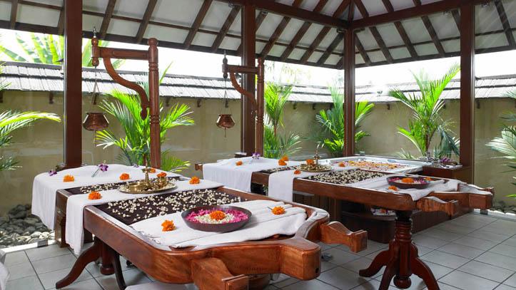 Spa hotel Zuri Kerala Inde