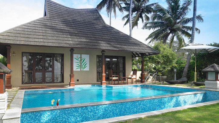 Suite hotel Zuri Kerala Inde