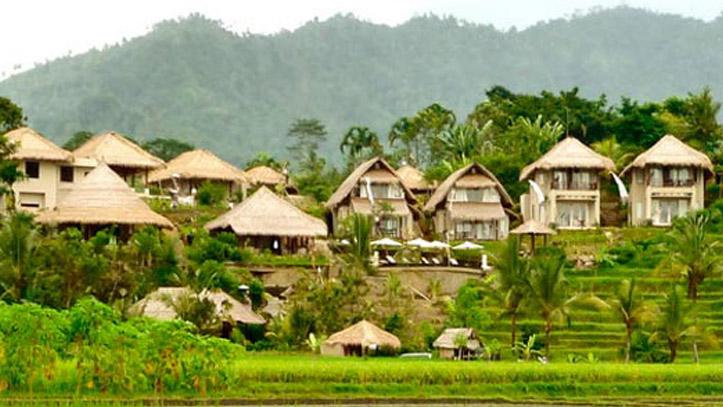 Surya Shanti bungalows liste