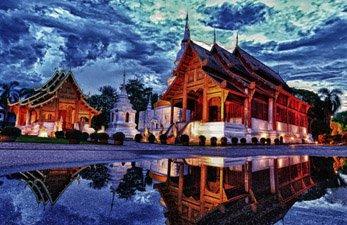 Temple Phra Singh