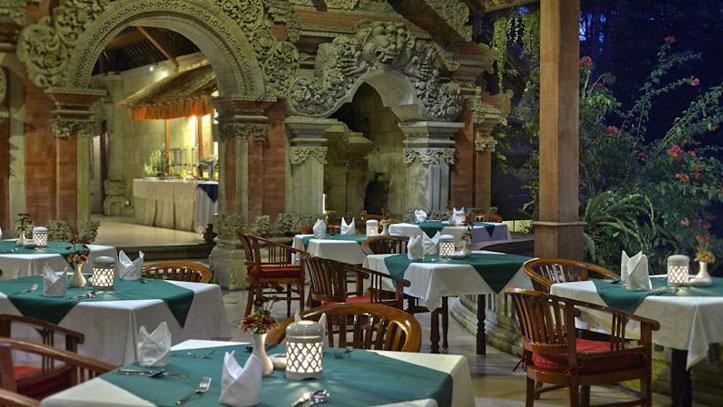 Tjampuhan restaurant