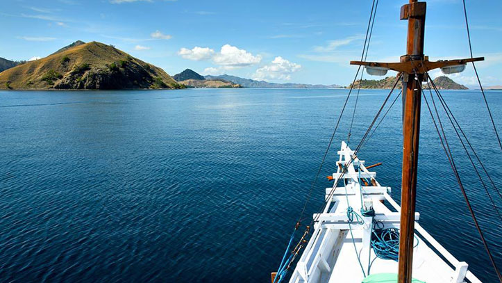Namaste cruise indonésie
